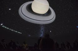 Coming in May-ROM's Travelling Planetarium!